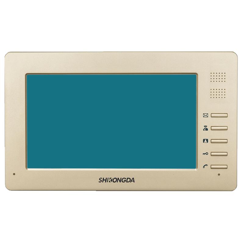 全数字IP室内分机(IP1288-7SZA3)
